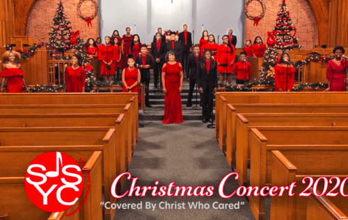 Covered By Christ Who Cared The Singing Sensations Youth Choir To Hold Virtual Concert