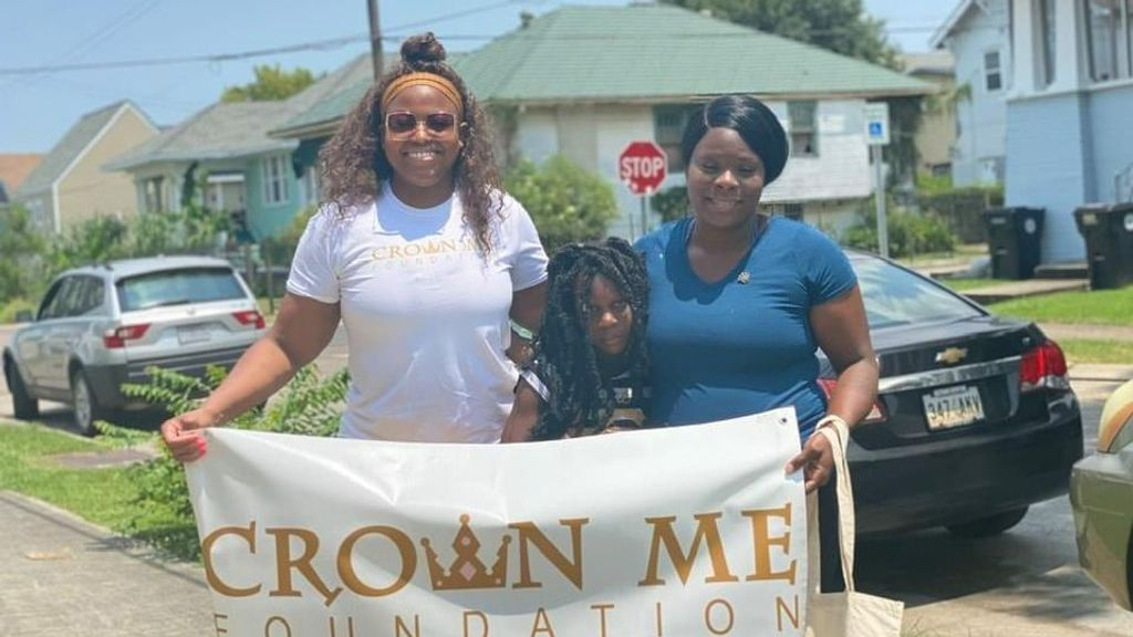 Crown Me Foundation Restores Women's Femininity Within Communities In Need